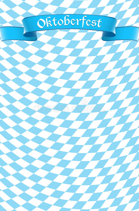 Oktoberfest celebration design background vector illustration