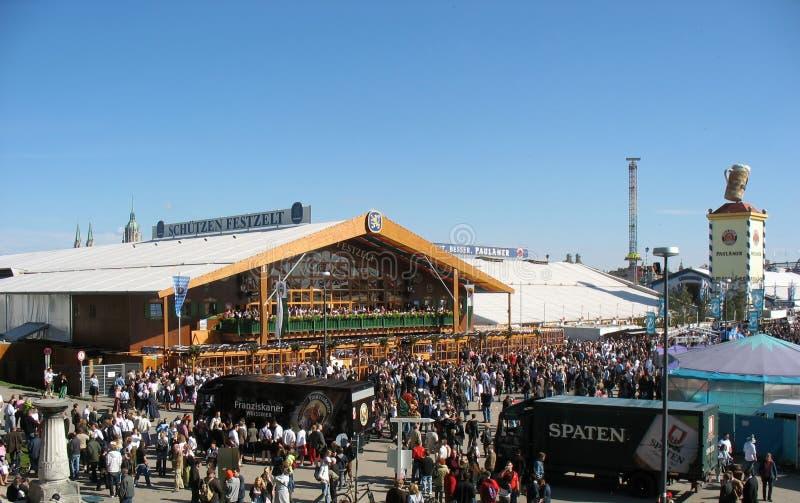Oktoberfest Festival royalty free stock photography