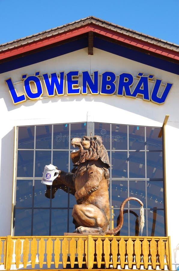 Oktoberfest München stockfotografie