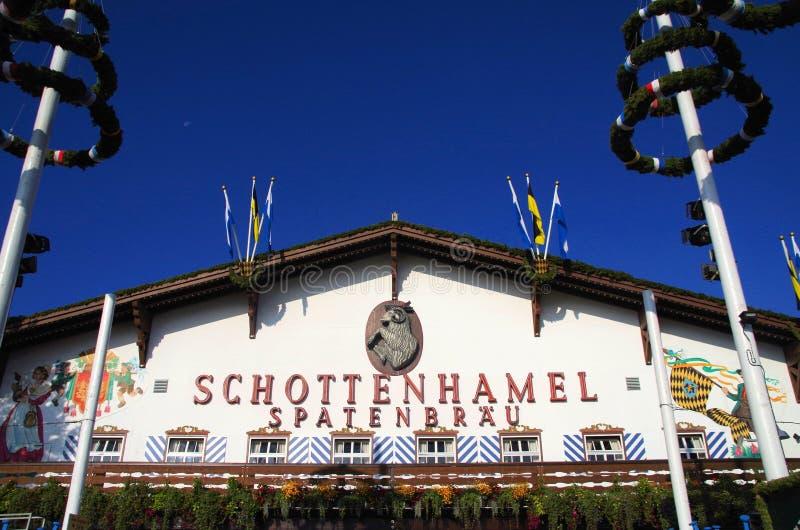 Oktoberfest Monaco di Baviera fotografia stock libera da diritti