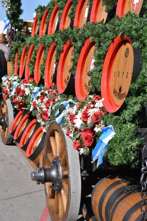 Oktoberfest Munich royaltyfri foto