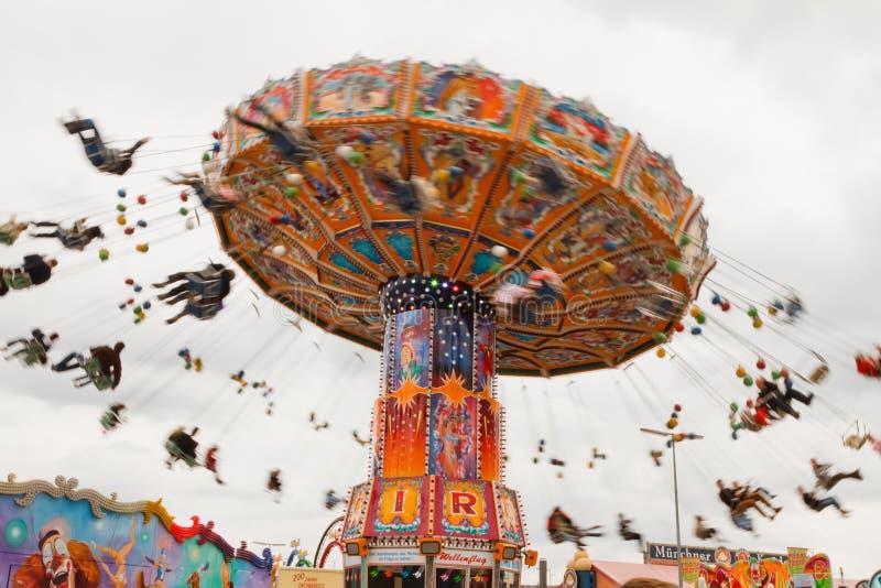 Oktoberfest in Munich Germany royalty free stock photos