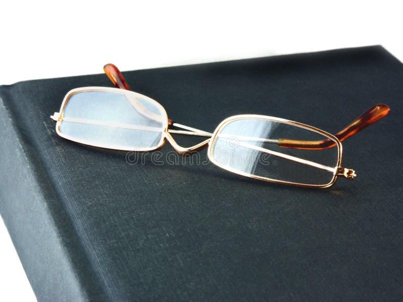 okulary książkowi zdjęcia royalty free