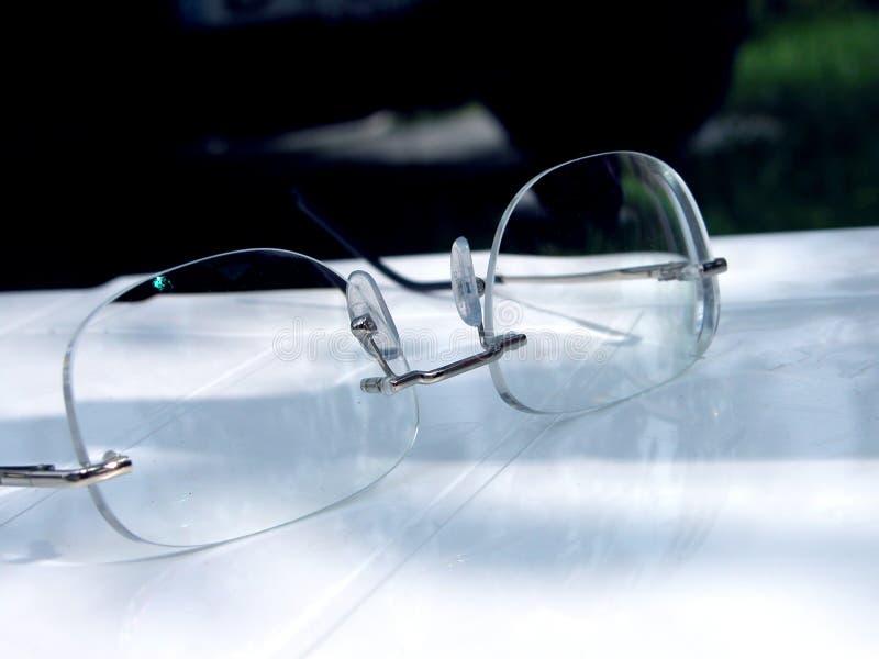 Okulary oczu.
