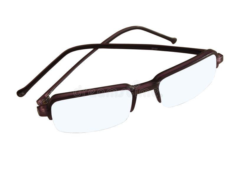 okulary oczu. zdjęcie royalty free