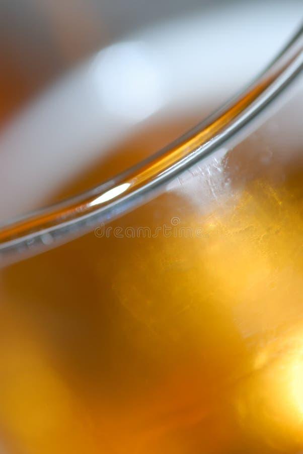 okulary odświeżenie piwa obraz stock