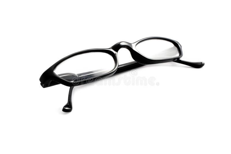okulary odizolowane fotografia royalty free
