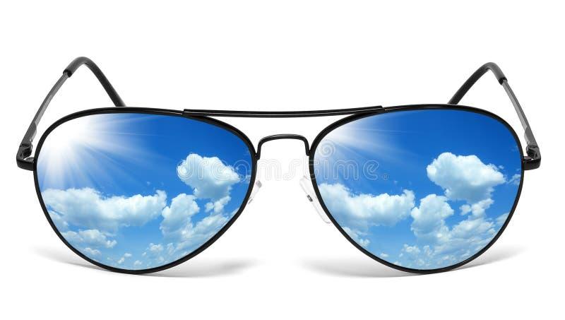 okulary przeciwsłoneczne ilustracji