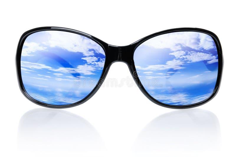 okulary przeciwsłoneczne zdjęcia royalty free
