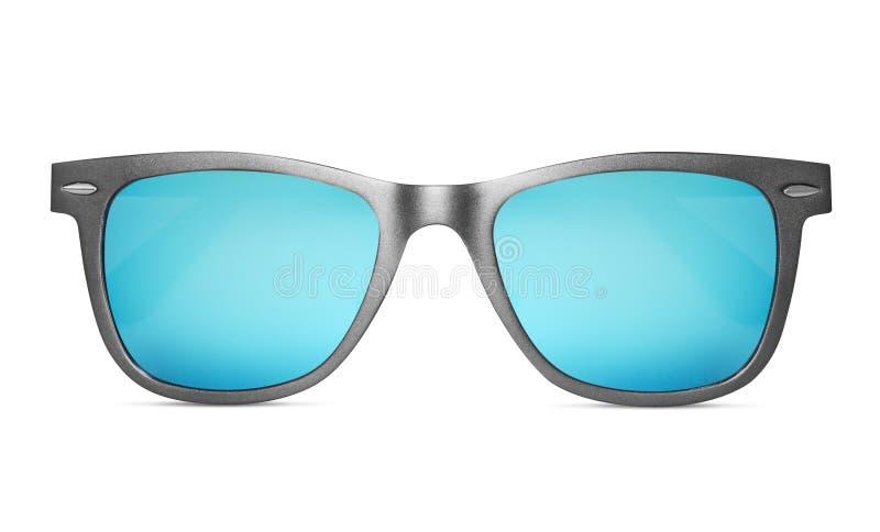 Okulary przeciwsłoneczni odizolowywający z ścinek ścieżką obrazy stock