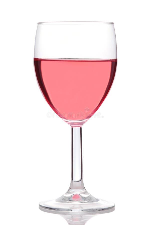 okulary rumieniec rose wino obrazy royalty free