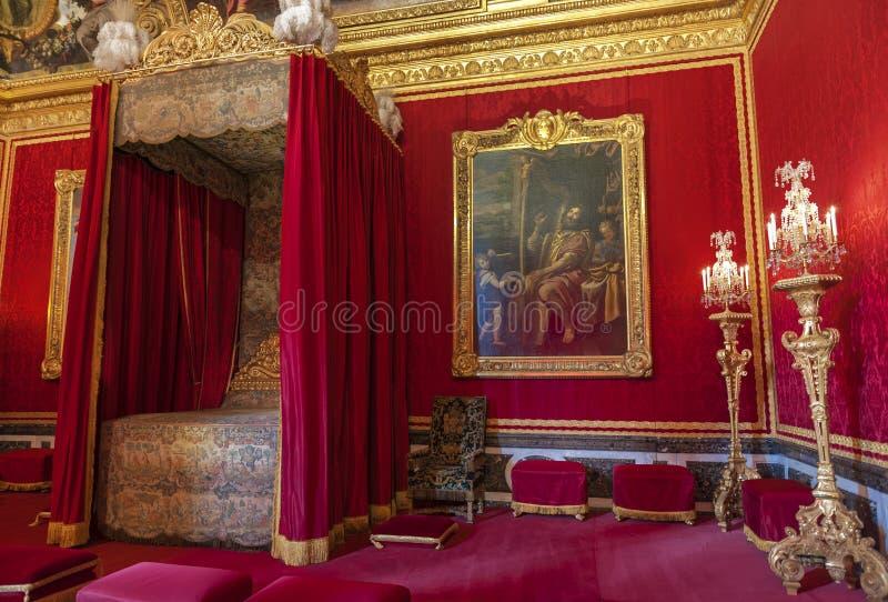 Olśniewać luksus Versailles pałac zdjęcia stock