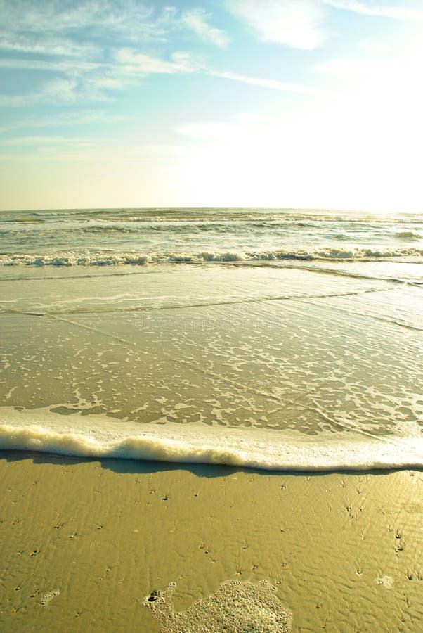Ola oceánica foto de archivo libre de regalías