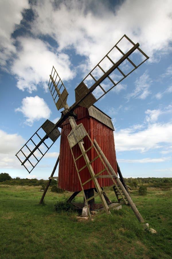oland瑞典 免版税库存照片