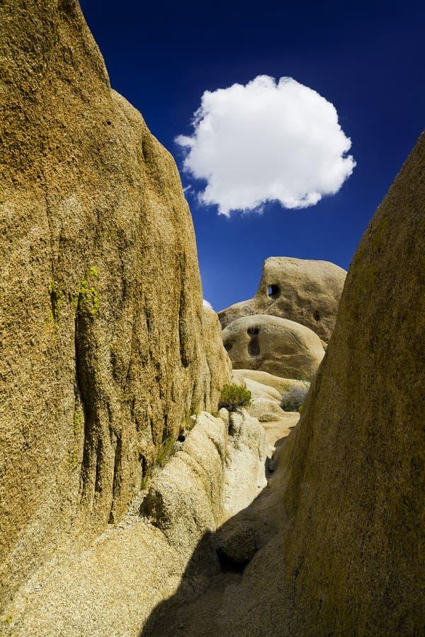 Olbrzymie skały zdjęcia stock