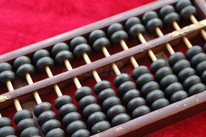 Old Abacus Stock Photos