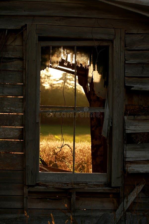 Decrepit Farmhouse 2 royalty free stock image