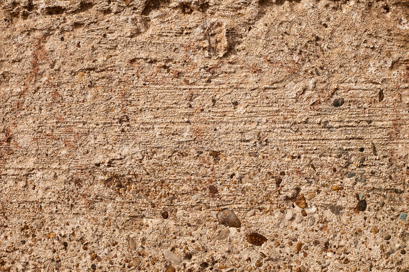 Old Abandoned Wall Texture Royalty Free Stock Photography