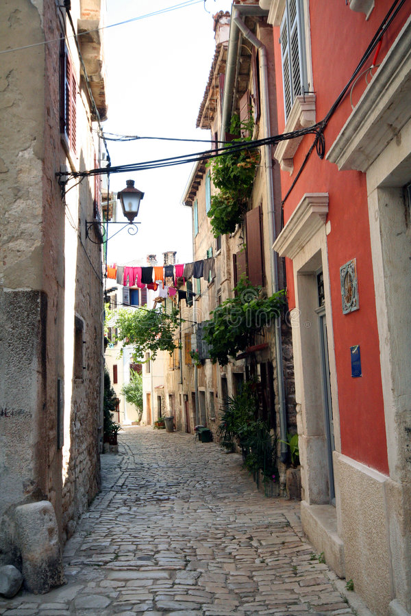 Free Old Adriatic City 7 Royalty Free Stock Photography - 1364567
