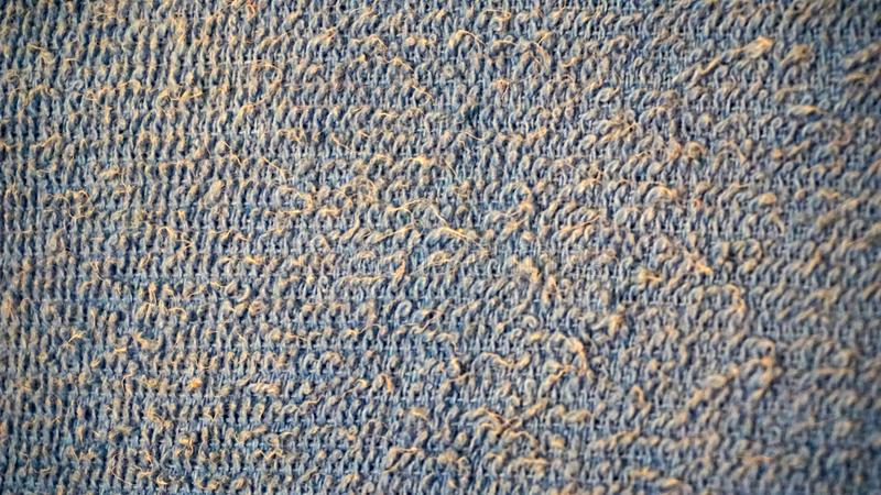 Old towel fabric texture royalty free stock photo