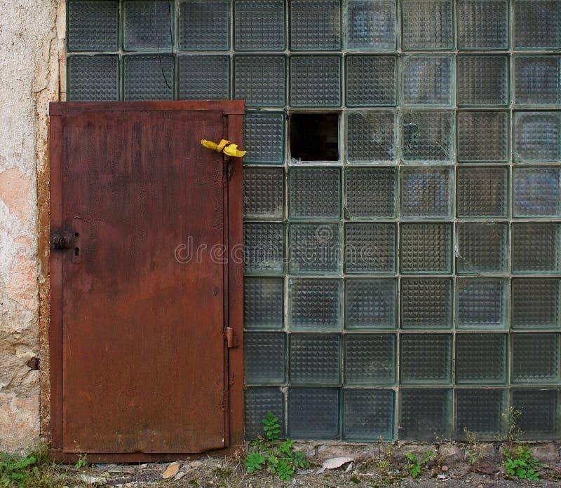 Exterior,Old Door Fragment, Old Door Texture View