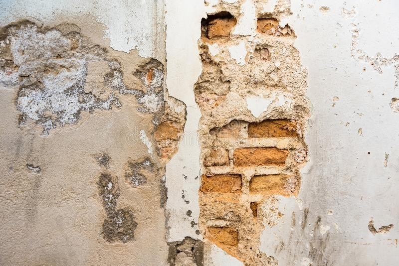Old aged wall texture grunge background or backdrop stock images