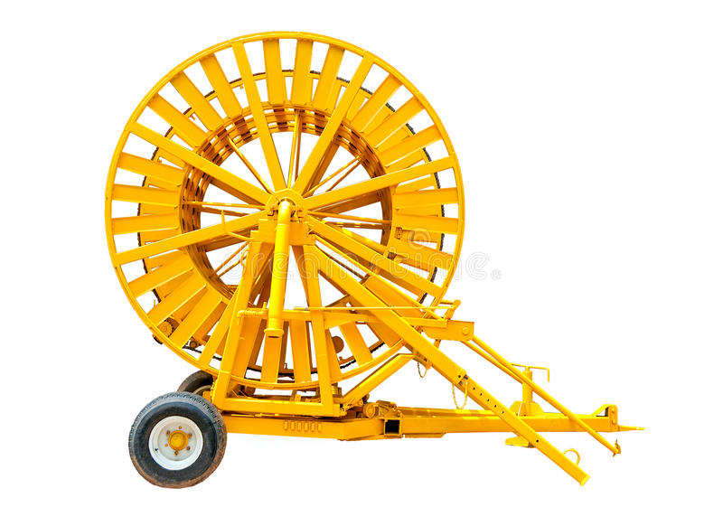 The Old agricultural machinery