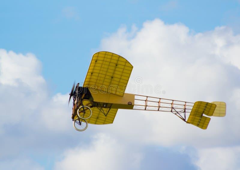 Download Old Airplane stock image. Image of plane, smoke, high - 16005489