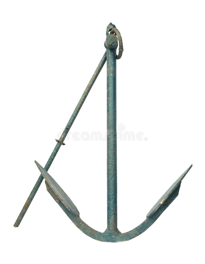 Free Old Anchor Stock Images - 21344064