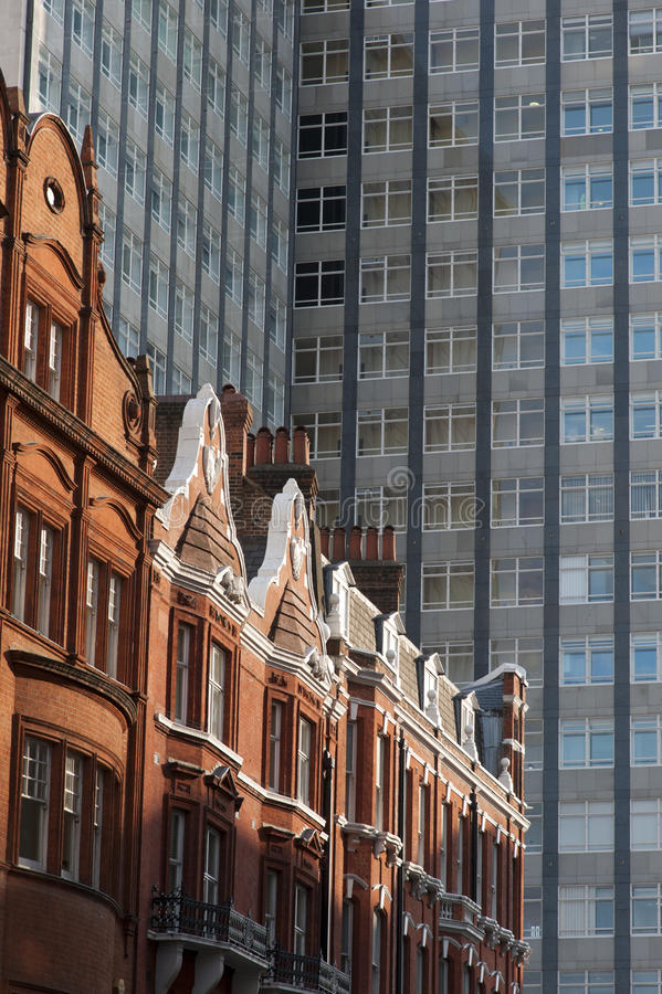Free Old And New Buildings In London Stock Images - 71071894