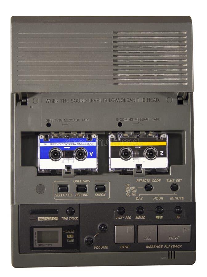 Free Old Answering Machine Stock Photo - 47986710