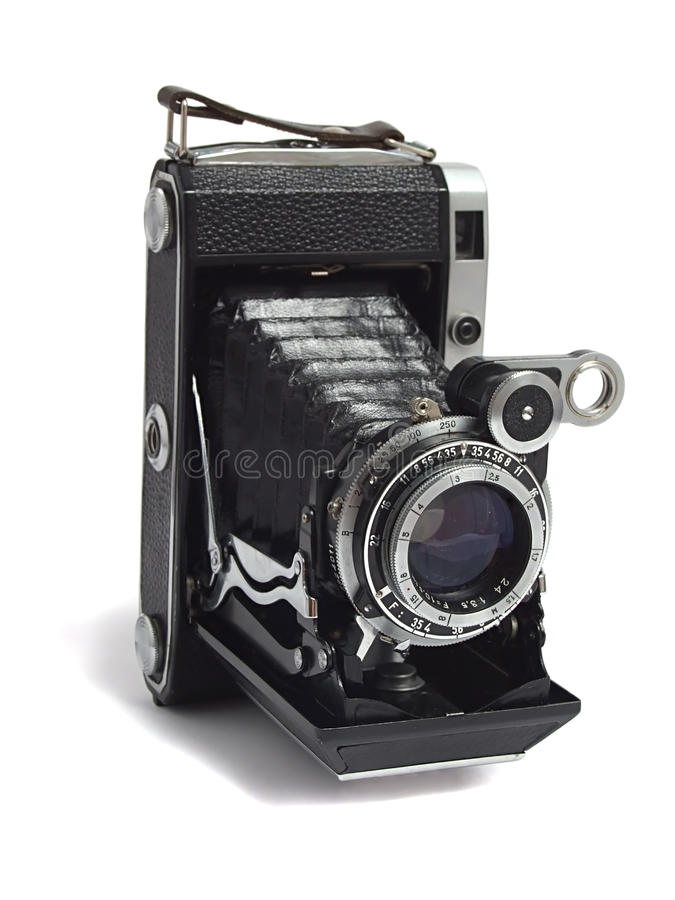 Free Old Antique Camera Stock Images - 10916844