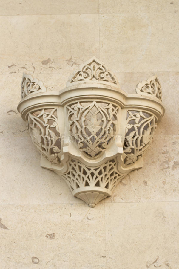 Old antique plaster stock photography