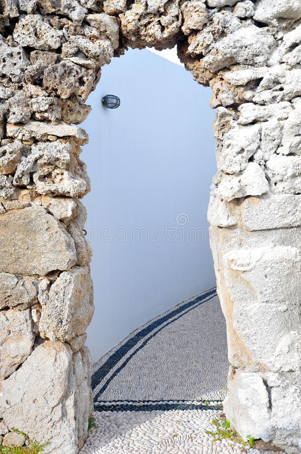 Old Arch Royalty Free Stock Image