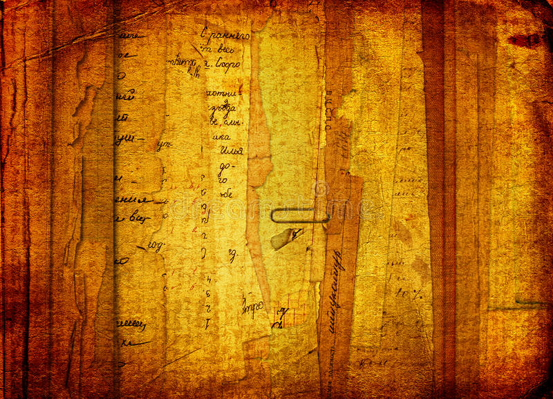 Download Old Archive With Letters, Photos Royalty Free Stock Image - Image: 23450986