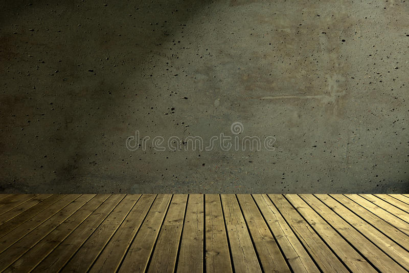 Download Old Attic stock image. Image of cement, cracks, concept - 23412939