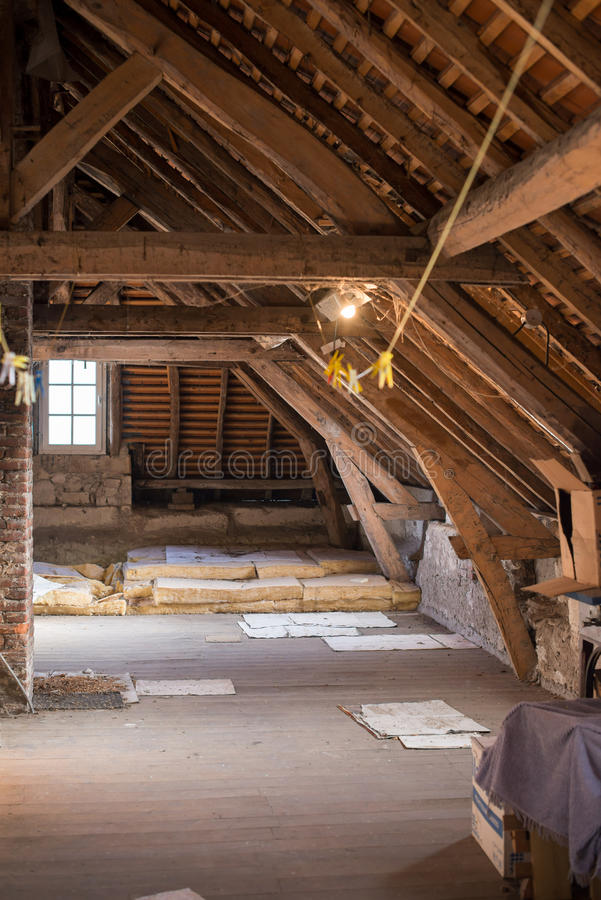 Download Old attic stock photo. Image of structure abandoned - 49419322 & Old attic stock photo. Image of structure abandoned - 49419322