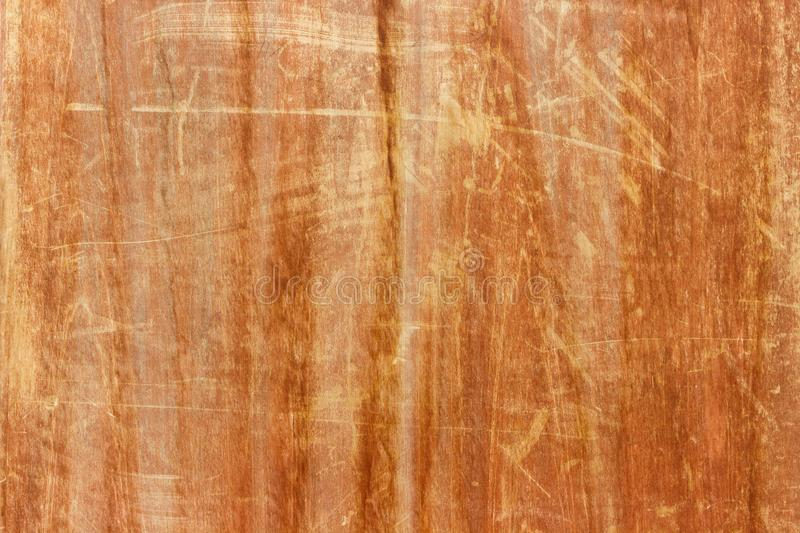 Old attrition Wood texture. Natural light brown wooden background.  stock photography