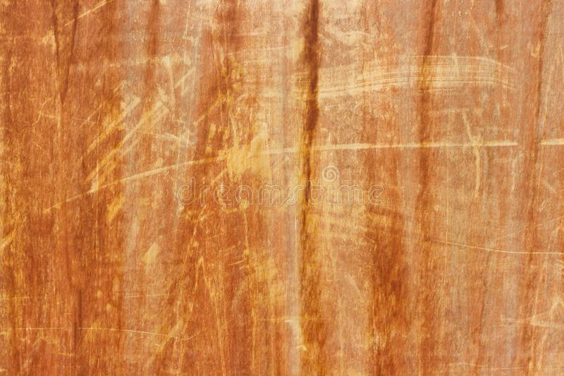 Old attrition Wood texture. Natural light brown wooden background.  royalty free stock photos