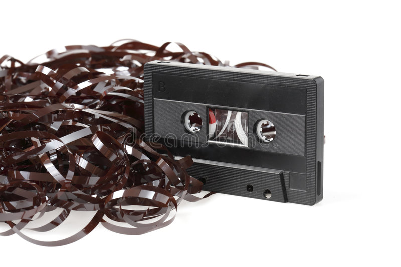 Download Old audio stock photo. Image of objecr, vintage, tape - 9101474