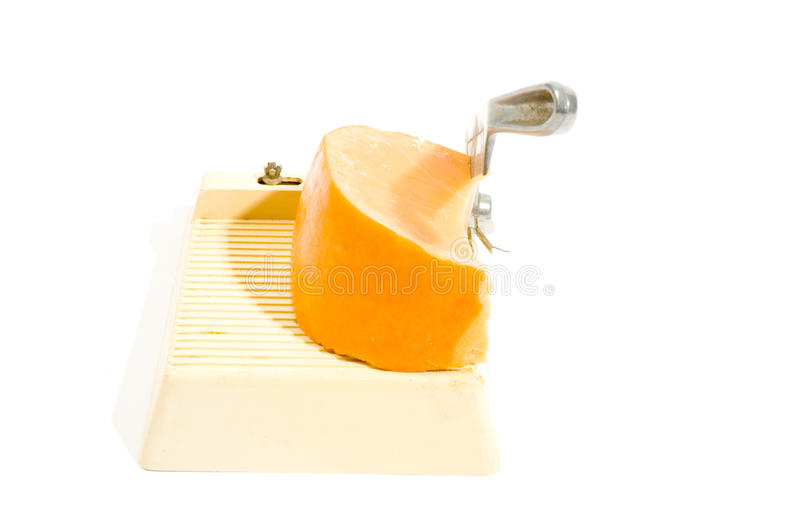 Download Old Authentic Fashion Cheese Cutter Stock Image - Image: 10381681