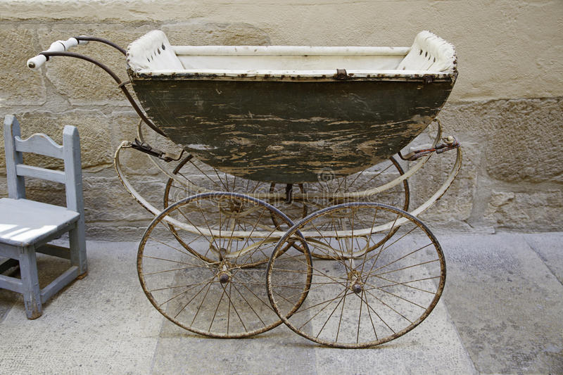 Old Baby Carriage Stock Photography Image 25847762