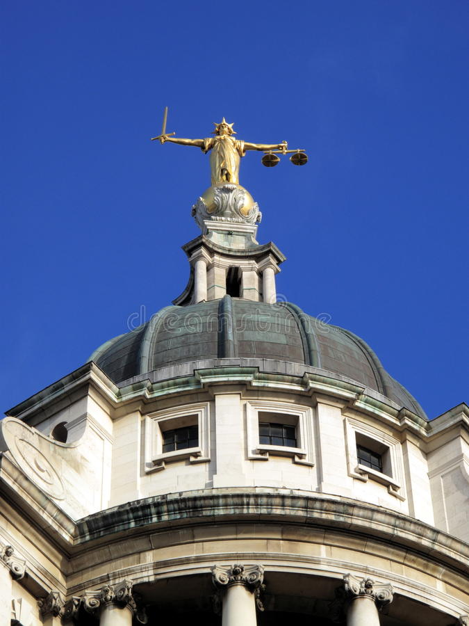 Download Old Bailey stock image. Image of central, criminal, justice - 11110991