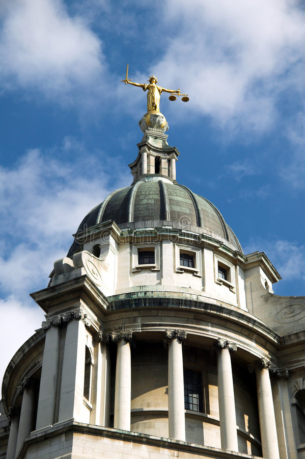 Download Old Bailey stock photo. Image of royal, scales, historic - 3333196
