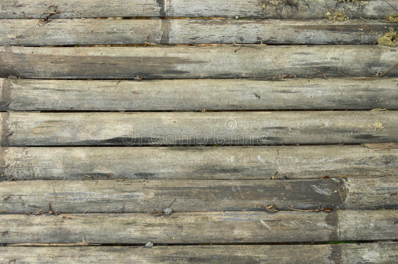 Old bamboo litter texture and background royalty free stock photography