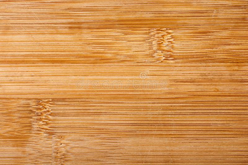 Old bamboo wooden texture background. Zero waste concept. Top view. stock photography