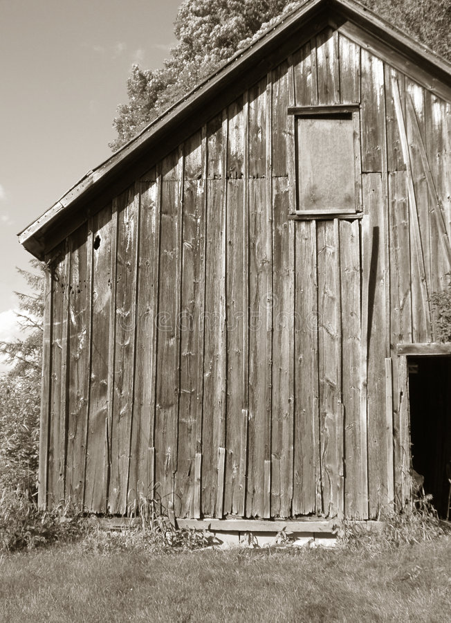 Download Old Barn Royalty Free Stock Images - Image: 299039