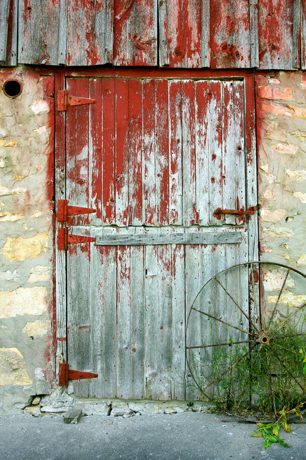 Old Barn Door Stock Photo Image Of Shabby Broken Rustic 32769022