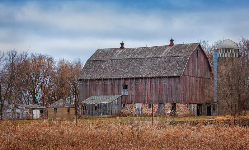 Old Barn - 11 stock images