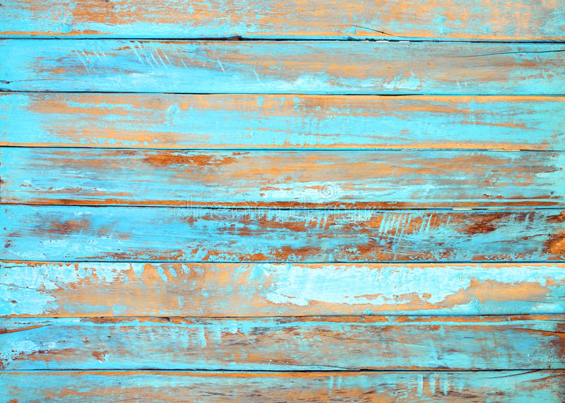 Old beach wood background stock photography